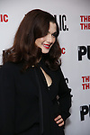 """Rachel Weisz during the Off-Broadway Opening Night performance party for """"Plenty""""  at the Public Theatre on October 20, 2016 in New York City."""