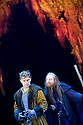 Morte D'Arthur by Sir Thomas Malory,a new adaption for The Royal Shakespeare Company by Katrina Lindsay directed by Gregory Doran.With Sam Throughton as Arthur,Forbes Masson as Merlin. Opens at The Courtyard Theatre,Stratford Upon Avon  on 17/6/10 Credit Geraint Lewis
