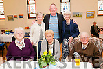 Ballybunion Active Retirement Annual Exhibition : Pictured at the Ballybunion Active Retirement Association annual Arts & Crafts exhibition held in the old convent chapel on Doon Rd. on Sunday last were in front Eileen Ryan, Bernadette & Frank Buckley. Back : Ann & Tom Ahern & Catherine Mulgrave.