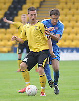 15/08/09 Livingston v Montrose