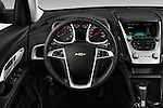Car pictures of steering wheel view of a 2017 Chevrolet Equinox LT 5 Door Suv Steering Wheel