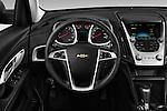 Car pictures of steering wheel view of a 2017 Chevrolet Equinox LT 5 Door Suv Steering Wheel