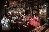 NEW ZEALAND, Wellington, Library Bar, Ben M Thomas