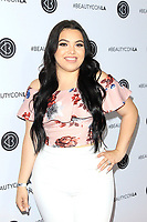 LOS ANGELES - AUG 12: Mayra Garcia at the 5th Annual BeautyCon Festival Los Angeles at the Convention Center on August 12, 2017 in Los Angeles, California