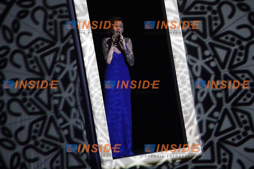 Milano 17-11-2016 - trasmissione Tv X-Factor / foto Daniele Buffa/Image/Insidefoto  <br /> nella foto: Eva Pevarello