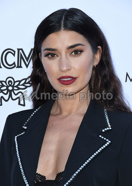 08 April 2018 - Beverly Hills, California - Nicole Williams. The Daily Front Row's 4th Annual Fashion Los Angeles Awards held at The Beverly Hills Hotel. Photo Credit: Birdie Thompson/AdMedia