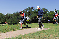 Ryan Palmer (USA) departs the second tee during round 4 of the Valero Texas Open, AT&amp;T Oaks Course, TPC San Antonio, San Antonio, Texas, USA. 4/23/2017.<br /> Picture: Golffile | Ken Murray<br /> <br /> <br /> All photo usage must carry mandatory copyright credit (&copy; Golffile | Ken Murray)