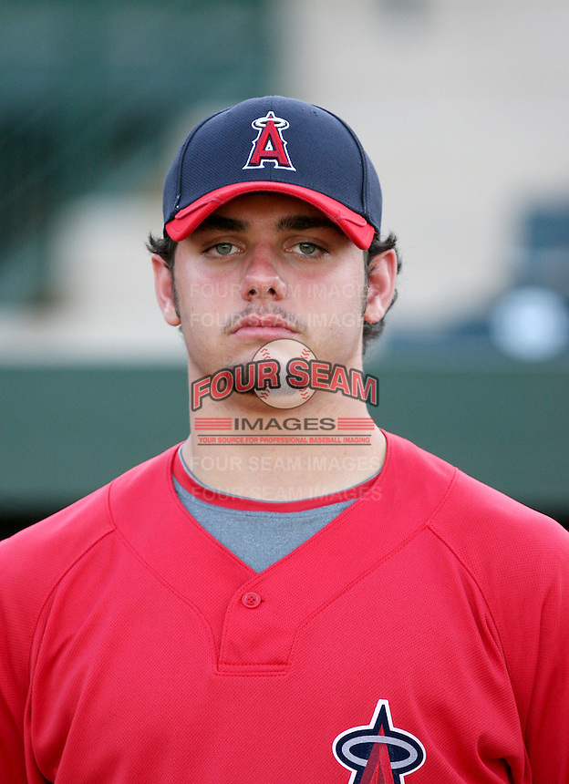 Cam Bedrosian - AZL Angels - 2010 Arizona League.Photo by:  Bill Mitchell/Four Seam Images..