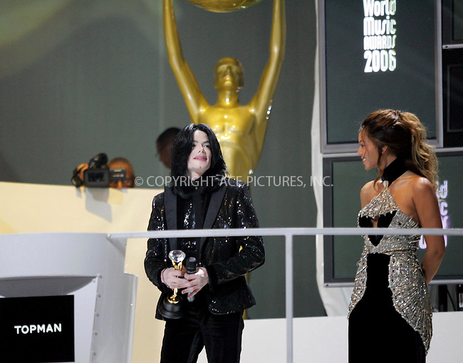 WWW.ACEPIXS.COM................June 25 2009....File picture of Michael Jackson who died following cardiac arrest at his home in LA, June 25 2009........Please byline: FAMOUS-ACEPIXS.COM..  ***  ..Ace Pictures, Inc:  ..tel: (646) 769 0430..e-mail: info@acepixs.com..web: http://www.acepixs.com
