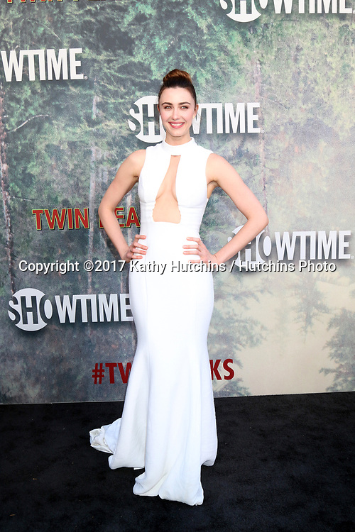 "LOS ANGELES - MAY 19:  Madeline Zima at the ""Twin Peaks"" Premiere Screening at The Theater at Ace Hotel on May 19, 2017 in Los Angeles, CA"