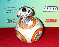 LOS ANGELES - JUN 16:  BB-8 at the ARDYs: A Radio Disney Music Celebration at the CBS Studio Center on June 16, 2019 in Studio City, CA