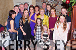 +++Reproduction Free+++<br /> Enjoying her 70th Birthday was Maureen Murphy from Abbeyfeale, pictured here celebrating with family and friends last Friday night in Leen's Hotel, Abbeyfeale.