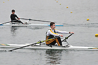 102 WindsorBoysSch J16A.1x..Marlow Regatta Committee Thames Valley Trial Head. 1900m at Dorney Lake/Eton College Rowing Centre, Dorney, Buckinghamshire. Sunday 29 January 2012. Run over three divisions.