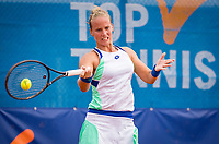 Amstelveen, Netherlands, 1 August 2020, NTC, National Tennis Center, National Tennis Championships,  Womans Final : Richel Hogenkamp (NED) i<br /> Photo: Henk Koster/tennisimages.com