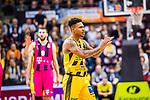 Lamont DaSean JONES (#20 MHP Riesen Ludwigsburg) \ beim Spiel in der Basketball Bundesliga, MHP Riesen Ludwigsburg - Telekom Baskets Bonn.<br /> <br /> Foto &copy; PIX-Sportfotos *** Foto ist honorarpflichtig! *** Auf Anfrage in hoeherer Qualitaet/Aufloesung. Belegexemplar erbeten. Veroeffentlichung ausschliesslich fuer journalistisch-publizistische Zwecke. For editorial use only.
