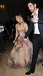 Kaley Cuoco and husband Ryan Sweeting<br /> <br /> <br /> <br />  leaving The 2014 Golden Globes held at The Beverly Hilton Hotel in Beverly Hills, California on January 12,2014                                                                               &copy; 2014 Hollywood Press Agency