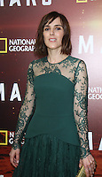 NEW YORK, NY-October 26: Clementine Poidatz at National Geographic Channel presents the Epic Six-Part Event Series MARS premiere at the School of Visual Arts  in New York.October 26, 2016. Credit:RW/MediaPunch