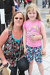 Sheila and Alice Bermingham at the Samba Festival on West Street...Photo NEWSFILE/Jenny Matthews.(Photo credit should read Jenny Matthews/NEWSFILE)....This Picture has been sent you under the condtions enclosed by:.Newsfile Ltd..The Studio,.Millmount Abbey,.Drogheda,.Co Meath..Ireland..Tel: +353(0)41-9871240.Fax: +353(0)41-9871260.GSM: +353(0)86-2500958.email: pictures@newsfile.ie.www.newsfile.ie.FTP: 193.120.102.198.