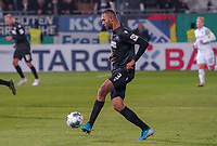 Daniel Gordon (Karlsruher SC) - 29.10.2019: SV Darmstadt 98 vs. Karlsruher SC, Stadion am Boellenfalltor, 2. Runde DFB-Pokal<br /> DISCLAIMER: <br /> DFL regulations prohibit any use of photographs as image sequences and/or quasi-video.