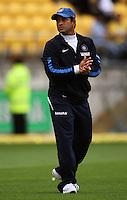 India's Sashin Tendulkar during 2nd Twenty20 cricket match match between New Zealand Black Caps and West Indies at Westpac Stadium, Wellington, New Zealand on Friday, 27 February 2009. Photo: Dave Lintott / lintottphoto.co.nz