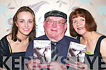 Lily Lenihan Photographer, Jackie Healy Rae TD and Josephine Russell Author at the launch of their book 'Living off the Land' in the Brehon Hotel Killarney on Saturday   Copyright Kerry's Eye 2008
