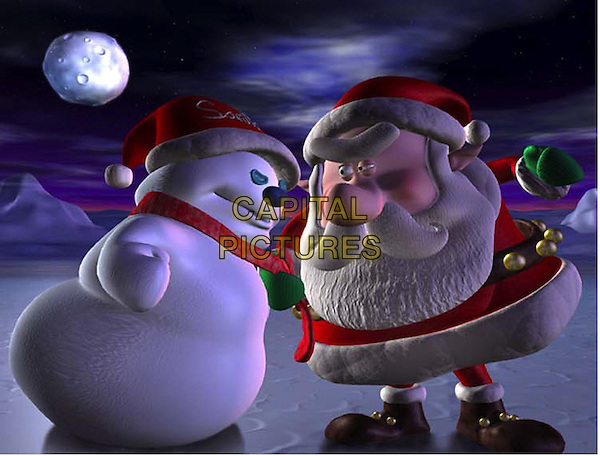 SANTA VS THE SNOW MAN  3D - Imax.Ref: FB.Supplied by Capital Pictures.*Film Still - Editorial Use Only*.www.capitalpictures.com.sales@capitalpictures.com.