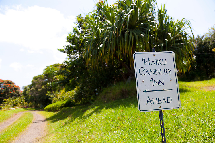 Haiku Cannery Inn, Haiku, Maui, Hawaii