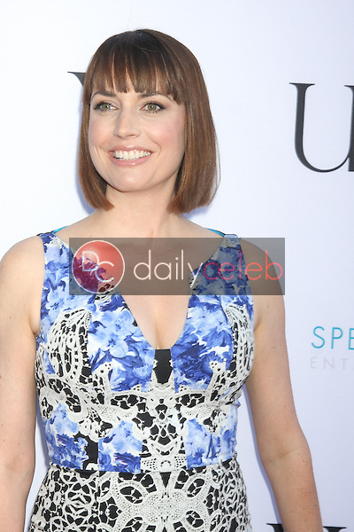 """Julie Ann Emery<br /> <br /> at the """"Unity"""" Documentary World Premeire, Director's Guild of America, Los Angeles, CA 06-24-15"""