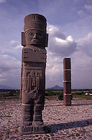 Teotihuacan and Tula, Mexico