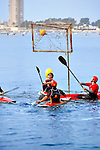 Kayak Polo en el Mar Menor.