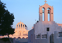 - Naxos island (Cyclades), orthodox church and chapel..- isola di Naxos (Cicladi), chiesa ortodossa e cappella.