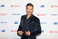 LOS ANGELES - JAN 24:  Eddie Cibrian at the 2020 Muiscares at the Los Angeles Convention Center on January 24, 2020 in Los Angeles, CA