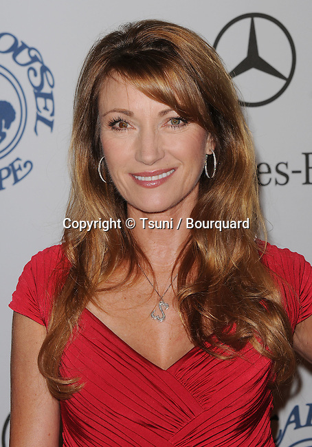 Jane Seymour -<br /> Carousel Of Hope Benefit at the Hilton Hotel In Los Angeles.