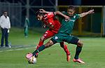 La Equidad igualó como local 2-2 ante Fortaleza. Fecha 10 Liga Águila II-2016.