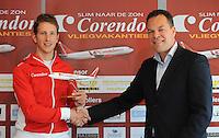SCHAATSEN: Team Corendon, Jan Blokhuijsen, Ronald van Dam, ©foto Martin de Jong