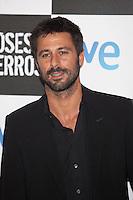 Actor Hugo Silva poses at `Dioses y perros´ film premiere photocall in Madrid, Spain. October 07, 2014. (ALTERPHOTOS/Victor Blanco) /nortephoto.com