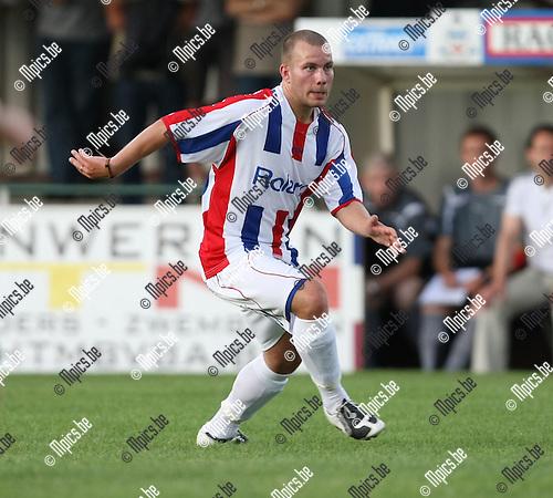 2009-07-22 / Voetbal / seizoen 2009-2010 / KFC Mol-Wezel / Gioacchino Cammalleri ..Foto: Maarten Straetemans (SMB)