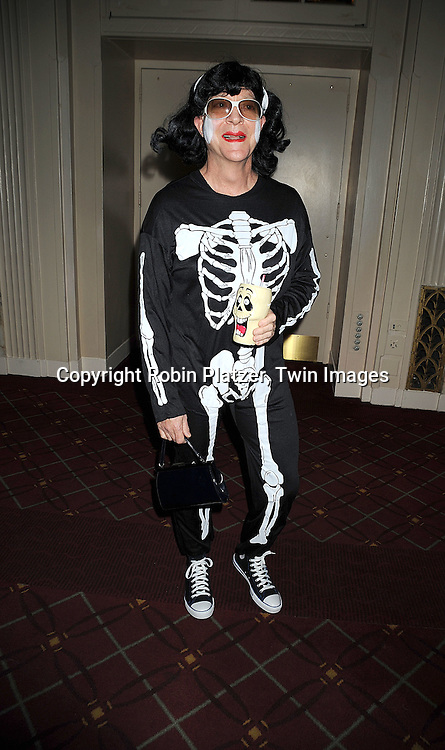 Fred Schneider of The B-52's..at Bette Midler's New York Restoration Project's 13th Annual Hulaween Gala on October 31, 2008 at The Waldorf Astoria in New York City. ....Robin Platzer, Twin Images