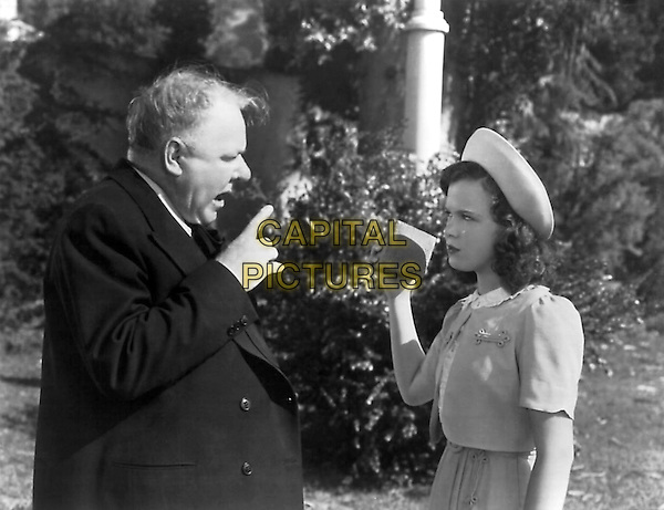 W.C. Fields & Gloria Jean.in Never Give a Sucker an Even Break.*Filmstill - Editorial Use Only*.CAP/PLF.Supplied by Capital Pictures.