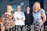 Kenmare Failte Hostel has been awarded the 'Best IHH town hostel 2011'. .L-R Máirín Finnegan, Monica Geane, Valerie Geane and Aoife Finnegan.