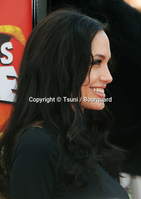Angeline Jolie  - <br /> Kung Fu Panda and Furious Five Premiere DVD Release at the Chinese Theatre In Los Angeles.