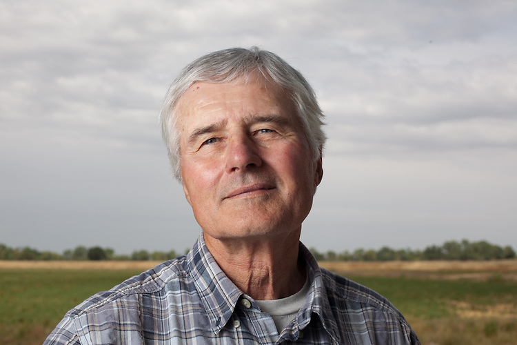My dad has been a farmer all his adult life. The land in northern California where he lives and raises row crops and grass-fed beef is behind him. He is 66 years old and has no plans to retire. I first photographed my father almost twenty years ago when I was in college.