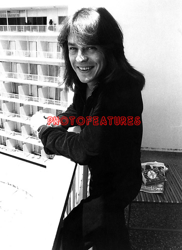 Rick Derringer 1977.© Chris Walter.