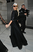 Paris Hilton at the Cash & Rocket Masquerade Ball 2019, Victoria and Albert Museum, Cromwell Road, London, England, UK, on Wednesday 05th June 2019.<br /> CAP/CAN<br /> ©CAN/Capital Pictures