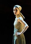 """English National Ballet. """"Lest We Forget"""" programme. """"Dust"""". Direction and choreography by Akram Khan."""