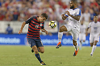 Tampa, FL - July 12, 2017: Eric Lichaj The USMNT (USA) defeated Martinique (MAR) 3-2 in a 2017 Gold Cup group stage match at Raymond James Stadium.