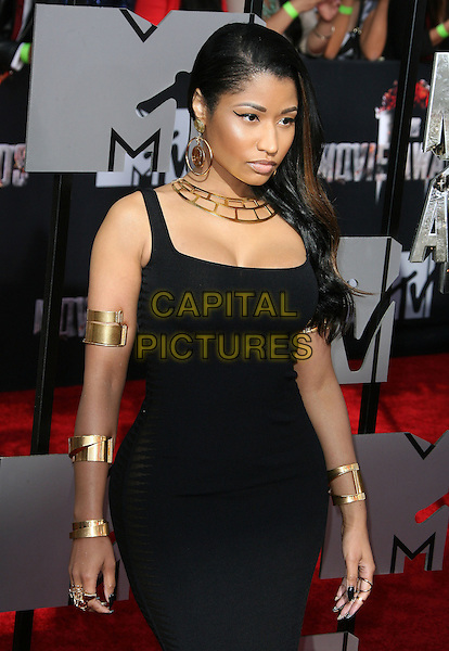13 April 2014 - Los Angeles, California - Nicki Minaj. 2014 MTV Movie Awards held at Nokia Theatre L.A. Live. <br /> CAP/ADM<br /> &copy;AdMedia/Capital Pictures