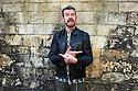 Adam Mars-Jones ,novelist , at The Oxford Literary Festival 2011 in Christchurch,  Oxford UK. CREDIT Geraint Lewis