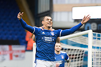 during Ipswich Town vs Accrington Stanley, Sky Bet EFL League 1 Football at Portman Road on 11th January 2020