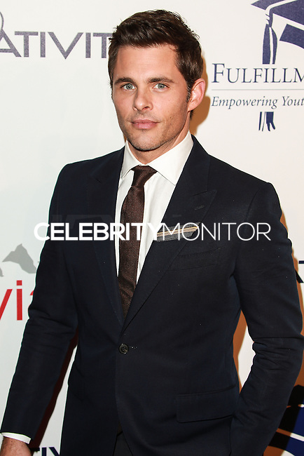 BEVERLY HILLS, CA, USA - OCTOBER 14: James Marsden arrives at the 20th Annual Fulfillment Fund Stars Benefit Gala held at The Beverly Hilton Hotel on October 14, 2014 in Beverly Hills, California, United States. (Photo by David Acosta/Celebrity Monitor)